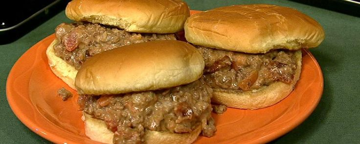 Sloppy Joes are a classic lunchtime sandwich, and Michael's made them even better by adding his own twist! Try this recipe today!