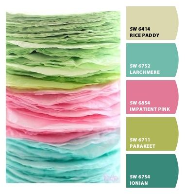 DAUGHTER ROOM A Paint colors from Chip It! by Sherwin-Williams. ChipCard by Reni Apostolova.