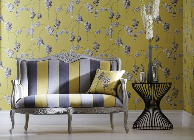 Harlequin - Designer Fabric and Wallcoverings | Delphine Wools and Textures