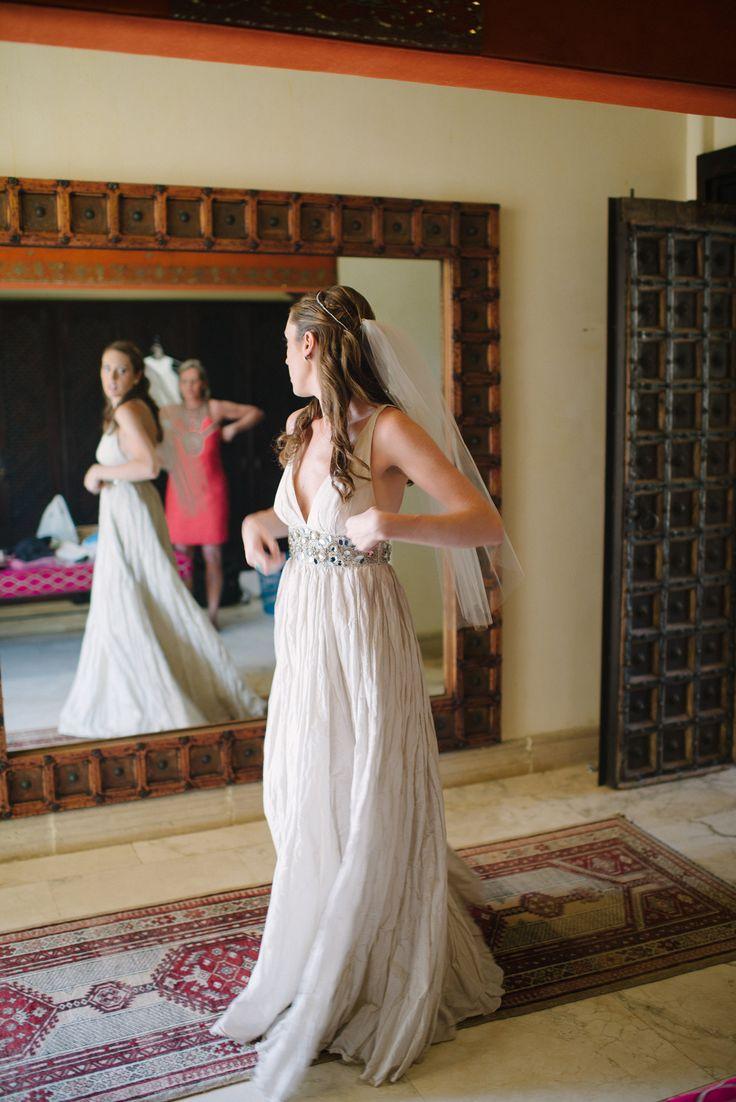 Casual Costa Rica Wedding At Villa Marrakech