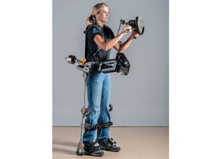 Lockheed Martin FORTIS Human-Powered Exoskeleton   Industrial   ROBRADY design…