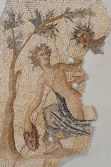 Photo: Antakya Archaeological Museum, Antioch, Turkey