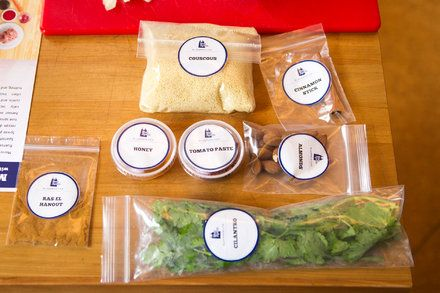 Blue Apron a Meal Delivery Service Files for Public Offering