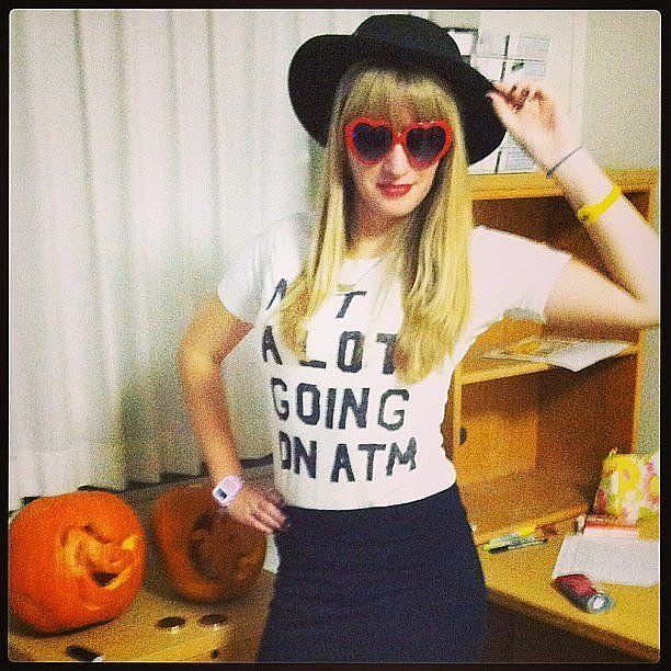 taylor swift - What Was Taylor Swift For Halloween