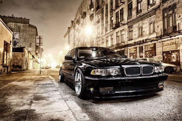 BMW e38 7 series