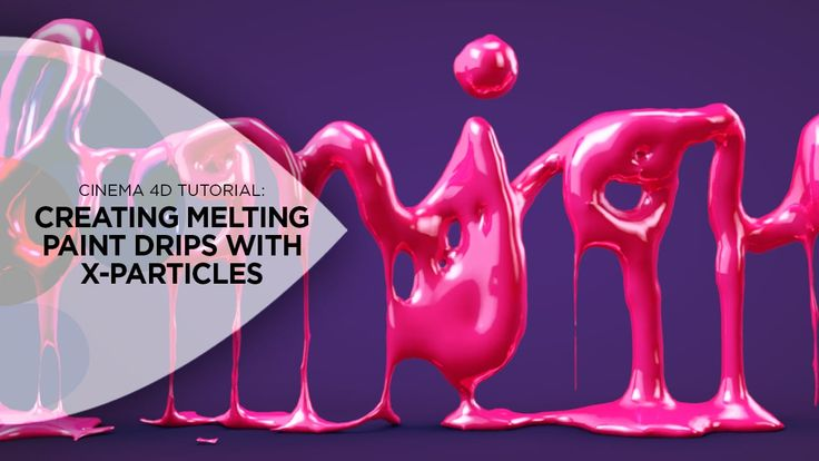 In this tutorial, I take my first deep dive into X-Particles 3 to show you how to create melting, plasticine paint drips in Cinema 4D!  If you don't know about…