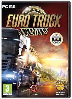 Steam-Excalibur Euro Truck Simulator 2 Travel across Europe as king of the road a trucker who delivers important cargo across impressive distances! With dozens of cities to explore from the UK Belgium Germany Italy the Netherlands Poland a http://www.MightGet.com/february-2017-1/steam-excalibur-euro-truck-simulator-2.asp