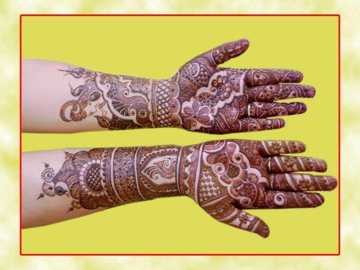 delhi mehandi designer