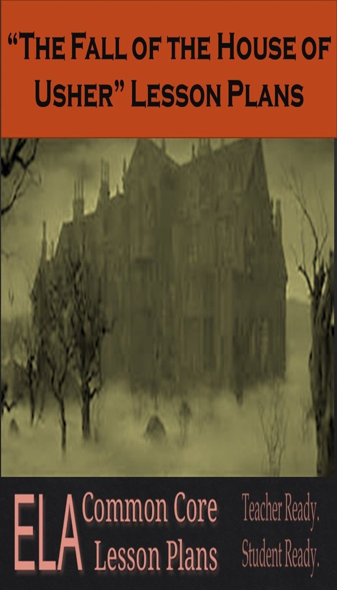 the fall of the house of usher movie vs short story essay 8 quotes from the fall of the house of usher and other tales: within view of the melancholy house of usher is but a dim-remembered story.