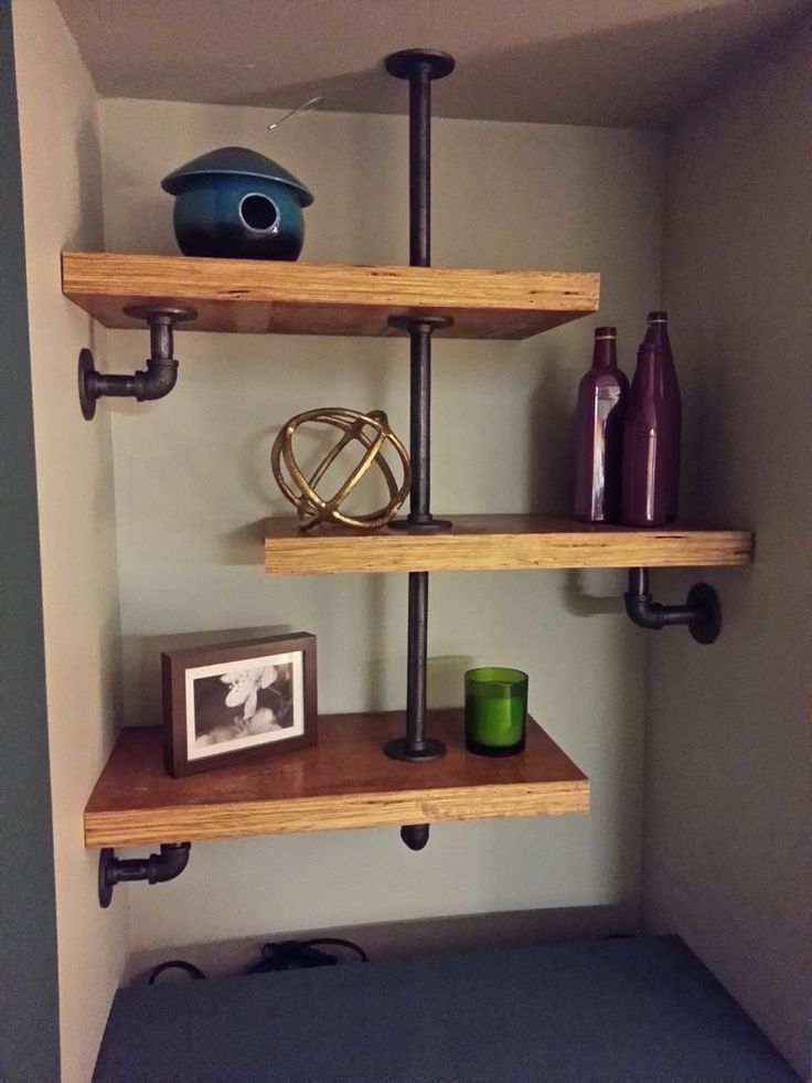 Industrial Modern Shelving and Gaming Cabinet 100