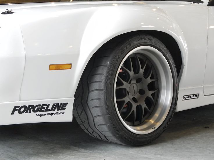 Bruce Raymond's '89 Camaro Z28 is equipped with a supercharged LS3, Holley EFI, Tremec 6 speed transmission, Wilwood Disc Brakes, and 315/30R18 Falken Tires wrapped around 18x11 Forgeline GW3 wheels at all 4 corners. See more at: http://www.forgeline.com/customer_gallery_view.php?cvk=1345  #Forgeline #GW3 #notjustanotherprettywheel #madeinUSA #Chevy #Camaro #Z28
