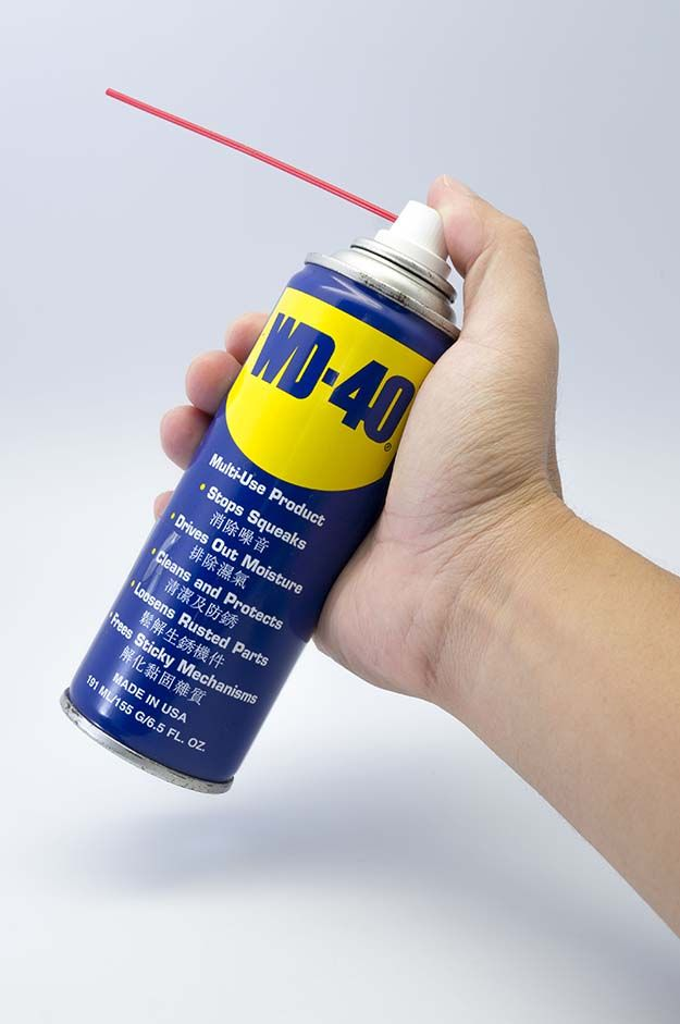 25 Survival Uses for WD-40