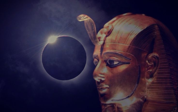 """A mysterious event mentioned in the Bible was actually the oldest solar eclipse ever recorded, a new Cambridge study has found. The revelation may help to rewrite the dates of Egyptian pharaohs, including the famous Ramesses II. The celestial event described in the Old Testament Book of Joshua has been puzzling scholars for centuries. In the King James Bible, after Joshua led the Israelites into Canaan - a land which is now partly in modern Israel and Palestine - he prayed:""""Sun, stand still…"""