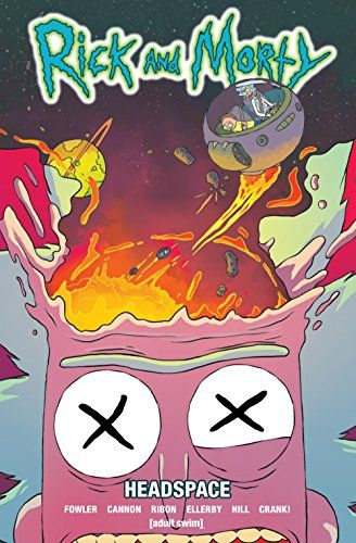 PDF Download Rick and Morty Vol 3 - Headspace For free, this book