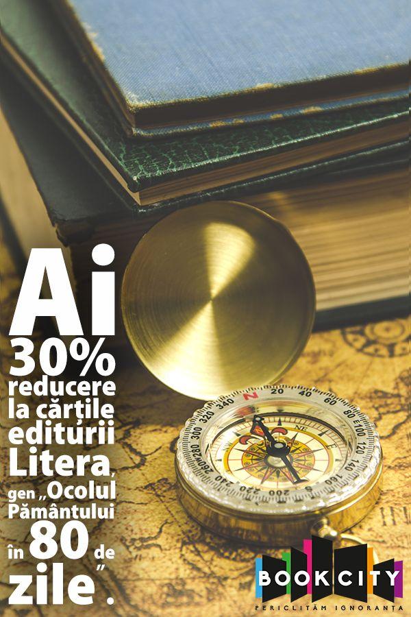 Cărțile editurii Litera, la un preț special pe www.bookcity.ro