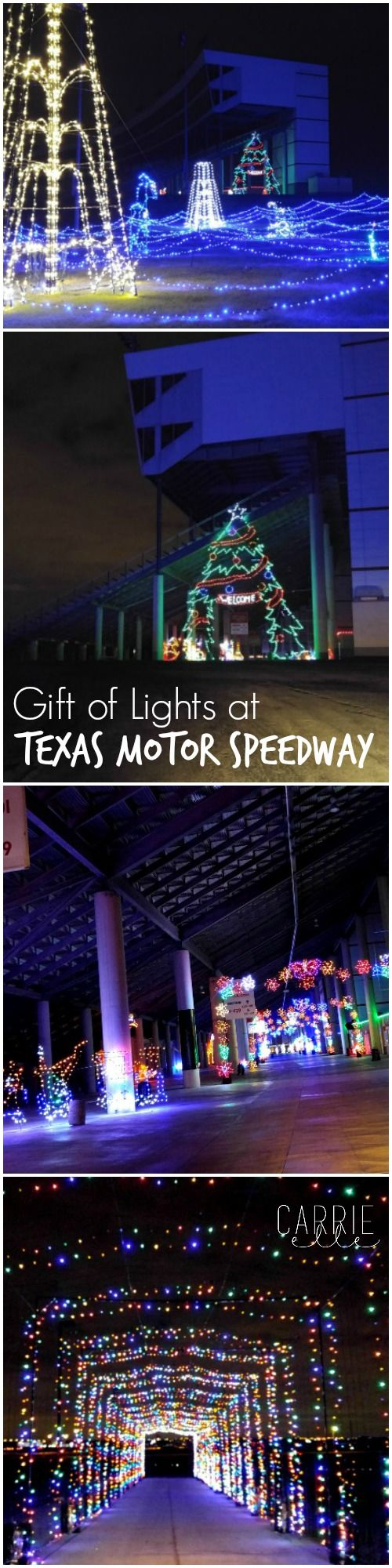 Gift of lights at texas motor speedway texas for Gift of lights texas motor speedway