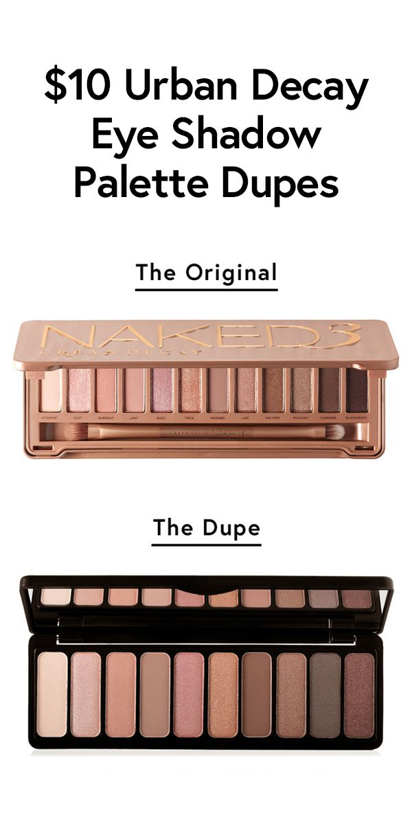 This perfect dupe for Urban Decay's Naked 3 palette doesn't break the bank..