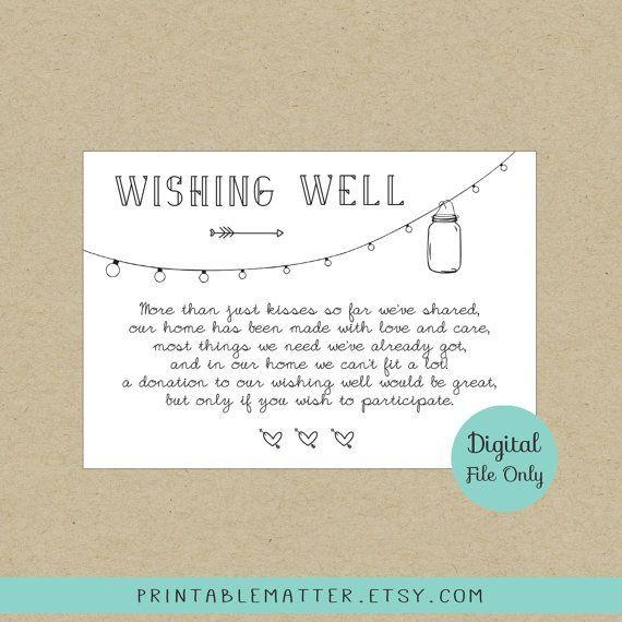 Baby Shower Wishing Well Images ~ Best wishing wells images on pinterest weddings