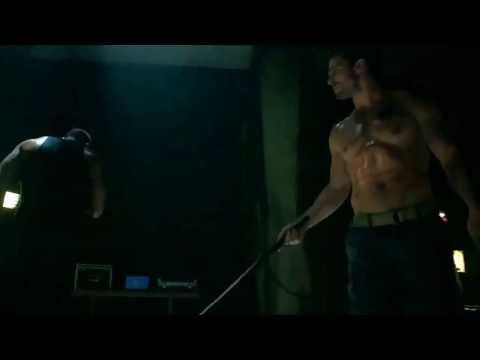 Arrow workout Oliver Queen