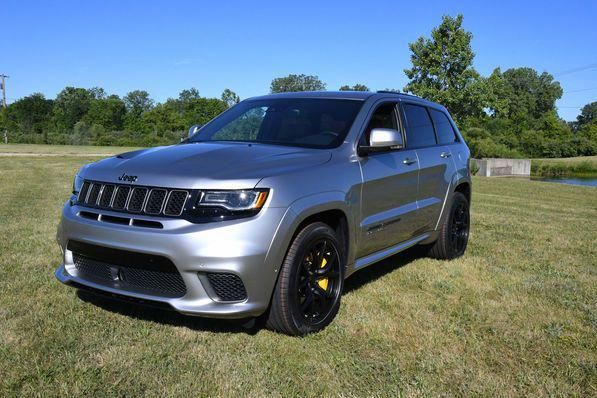 2020 Jeep Grand Cherokee Srt Review Pricing And Specs Jeep