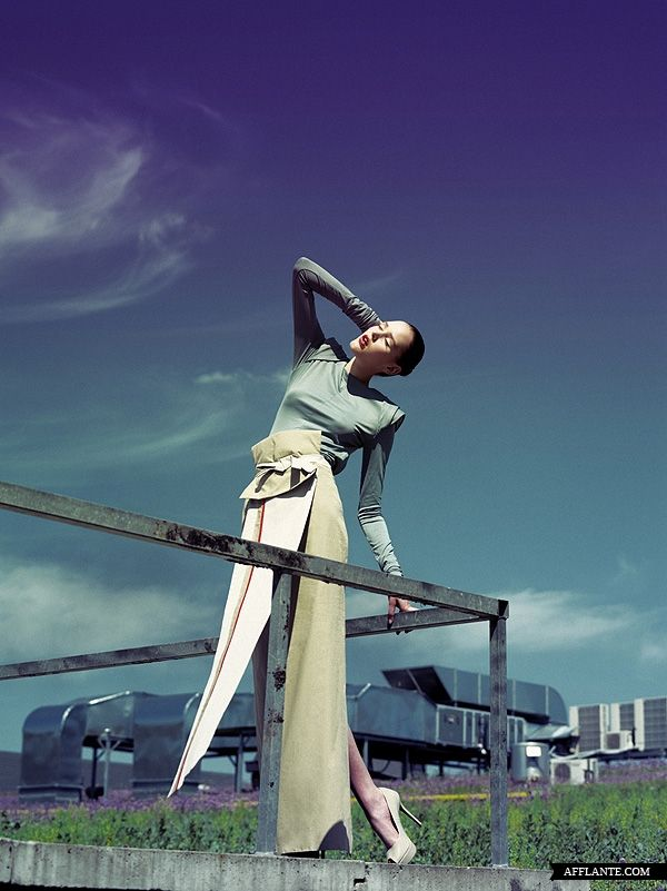 'The Sun's Origin' Fashion Collection // Krakora | Afflante.com