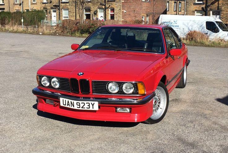 eBay: BMW 635 csi #classiccars #cars