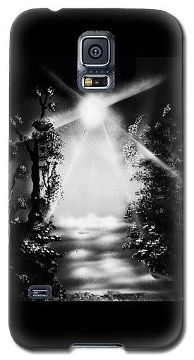Awakening Dream Galaxy S5 Case Printed with Fine Art spray painting image Awakening Dream by Nandor Molnar (When you visit the Shop, change the orientation, background color and image size as you wish)