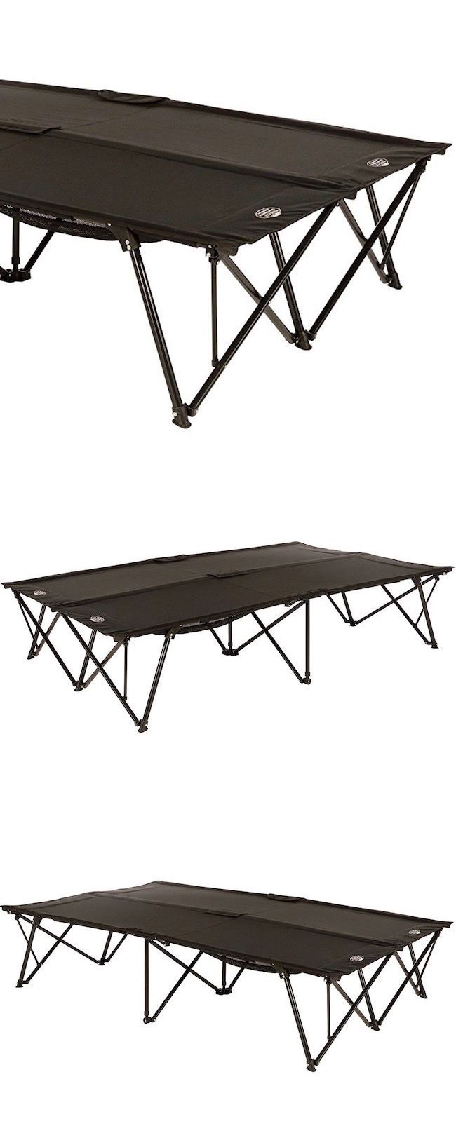 Cots 87099: Double-Camping-Cot-1-Or-2-Person-Camp-Sleeping-Folding-Portable-Queen-Bed -> BUY IT NOW ONLY: $168.9 on eBay!