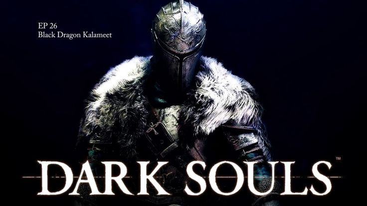 Dark Souls Ep 26 - DLC Black Dragon Kalameet Sam and Hawkeye Gough develop a friendship, we get to meet up with an online player in the DLC, and Black Dragon Kalameet make an appearance.  What more can you ask for in a let's play right?  I can't 'help but wonder if Kalameet has a drivers licence  having only one eye and all.  Some answers unfortunately can never be answered.  Thanks for watching everyone, take care.