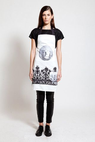 It's more than just a regular apron!  Discover the apron collection by POSTFOLK at www.ozonboutique.com