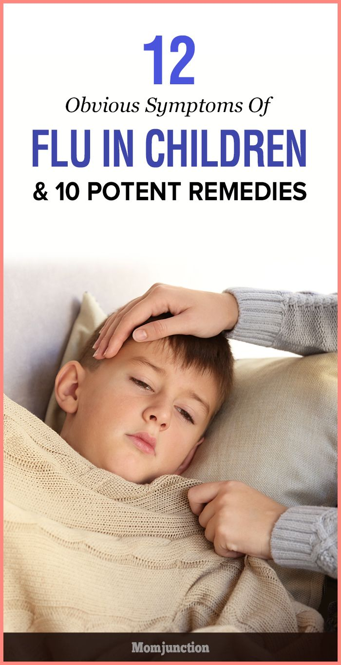 Did you know that flu is more than just a common cold? Read on to know more about flu symptoms, vaccination and treatment.