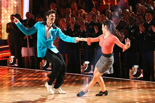 Maksim Chmerkovskiy Meryl Davis Get Questioned On Their: Dancing With The Stars—Season 18: A Collection Of Ideas To