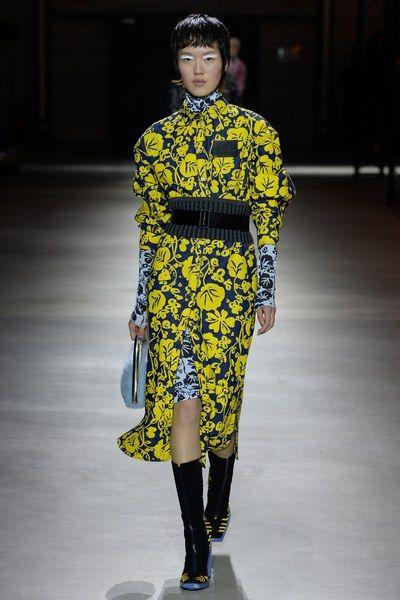 Kenzo Fall 2017 Ready-to-Wear Collection Photos - Vogue