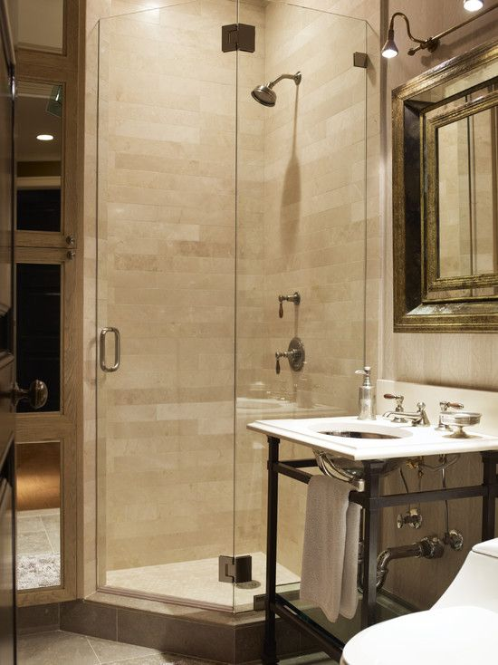 Make Photo Gallery Small Shower Design Pictures Remodel Decor and Ideas