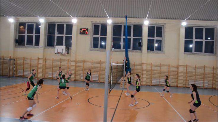 1 Liga TKKF:  MOS Kraków Zachód 3D Sport - UKS Maximus. 2017-03-01