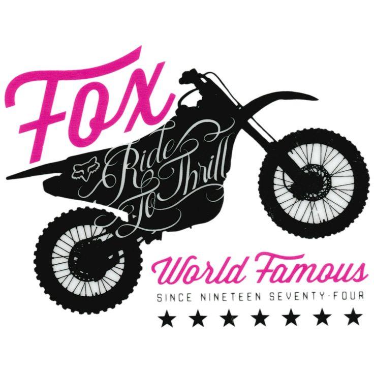 292 Best Fox Racing Images On Pinterest
