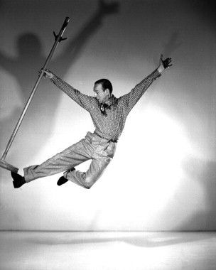 Another great shot of Fred Astaire.