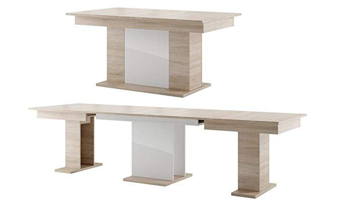 Ausziehbarer Tisch Lasst Sich Einfach Montieren Und Es Ist Auch