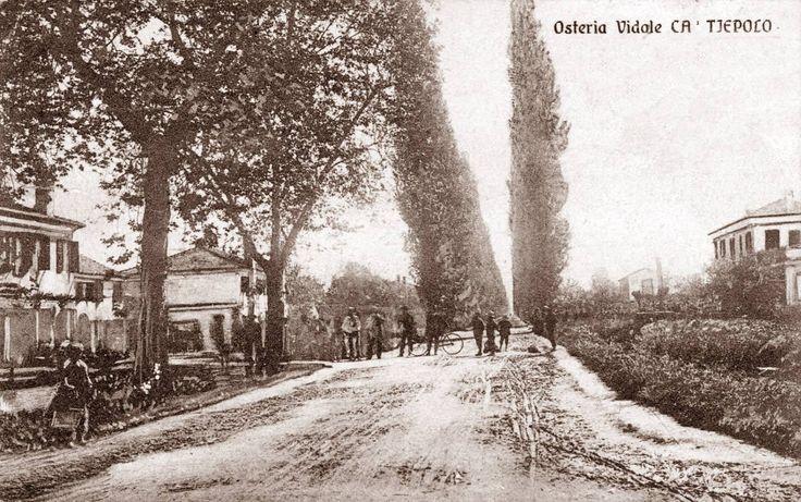 1911 Ca' Tiepolo - Porto Tolle (RO) Osteria Vidole