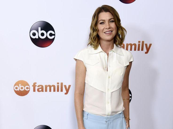 """Ausgerechnet """"Meredith"""" (Ellen Pompeo) könnte sich in der 12. Staffel neu verlieben."""