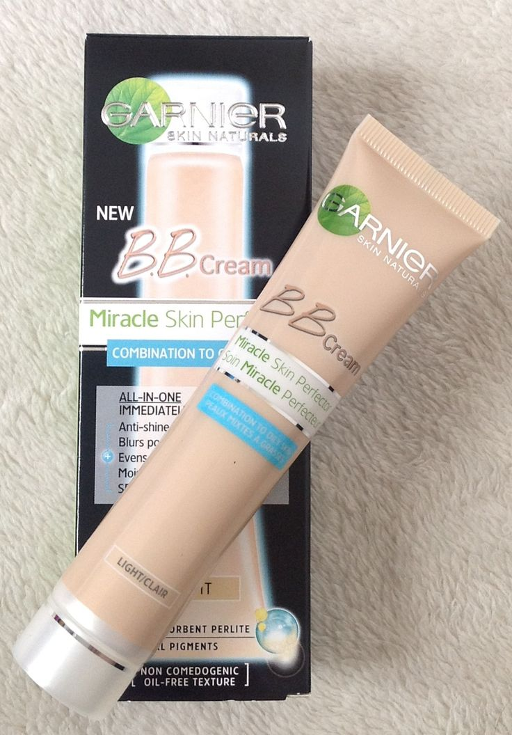 I Am Fabulicious: Garnier B.B. Miracle Skin Perfector Cream For Combination To Oily Skin  http://iamfabulicious.blogspot.co.uk/2012/06/garniers-bb-miracle-skin-perfector.html
