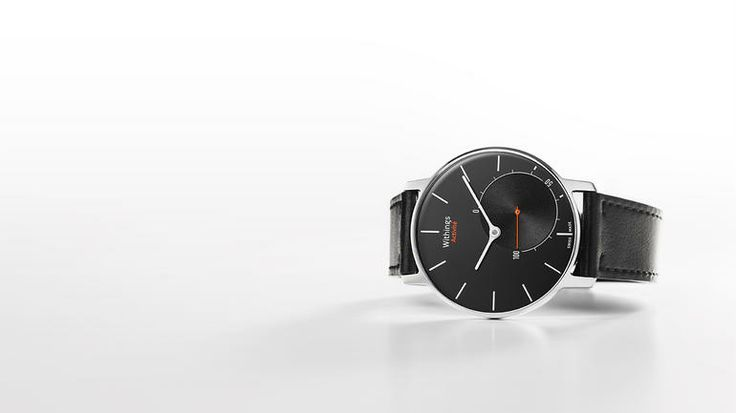 Wearable tech in disguise as a classic-looking watch. Withings introduces Activité, an analog fitness watch with a digital heart.