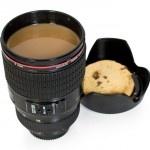 Cana obiectiv aparat foto pe Smuff — magazin online gadget & gizmo