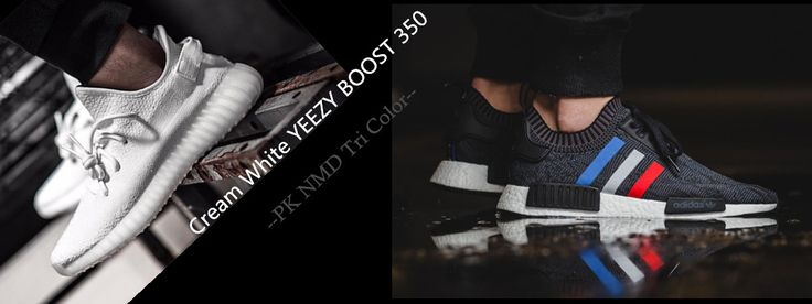 Martha Sneakers New Cheap Yeezy Boost 350 V2/NMD tri color On Sale