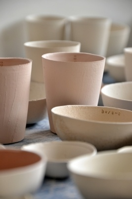 Research for the Ceramic Paint collection by Kirstie van Noort