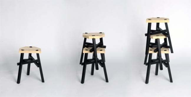 .      Milk - a stool