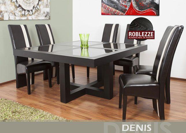 Interim bel muebles y decoraci n comedores interim bel for Wayfair comedores
