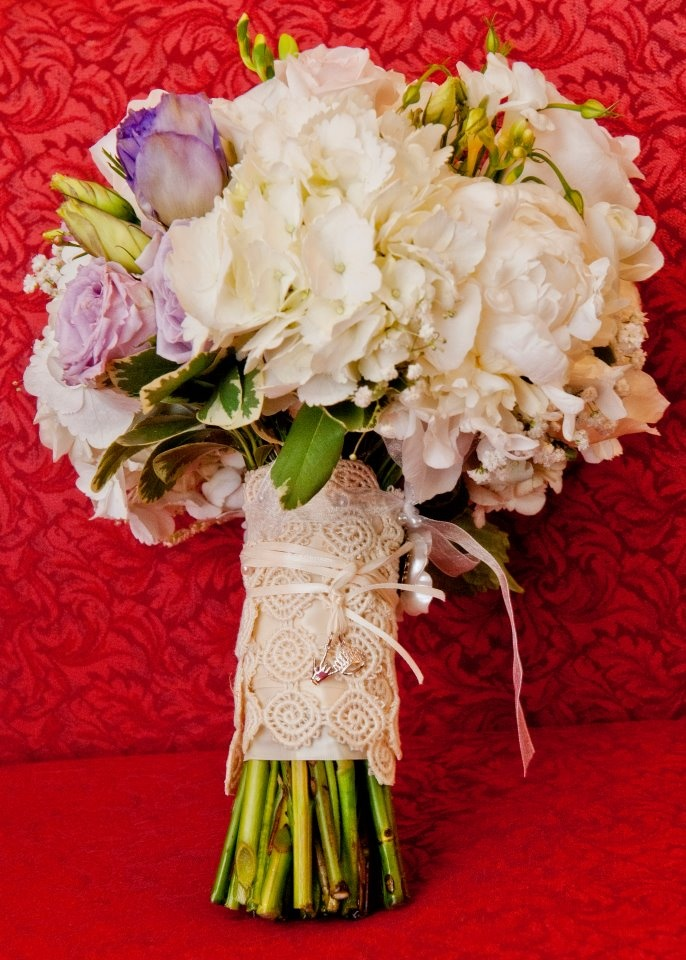 73 best English GardenWedding Bouquets images on Pinterest