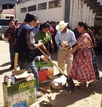 El 14 de enero los niños de Nuevo San Martín, Guatemala, podrán volver a la escuela