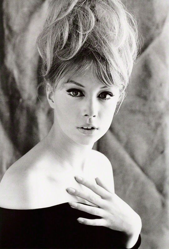 Pattie Boyd photographed by Eric Swayne, 1963.                                                                                                                                                                                 More
